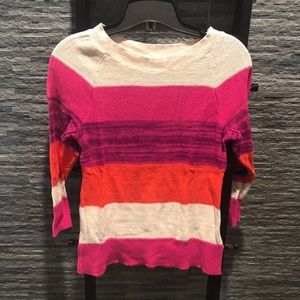 GAP Striped Sweater XS